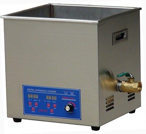 Huanyu 80KHZ 78L Nettoyeur à ultrasons Haute fréquence (avec Panier) KS-240HAL