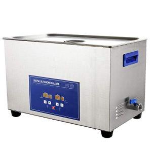 YUCHENGTECH Machine de Nettoyage à ultrasons avec Chauffage, minuterie 58 l, 40KHZ
