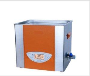 Gowe double fréquence Chauffage Bloc nettoyeur à ultrasons 22.5l