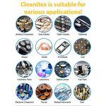Cleanitex CXD10-10 litres | Appareil de nettoyage à ultrasons pour tout le monde (ultrasons, nettoyage à ultrasons, nettoyeur à ultrasons, ultrasons)