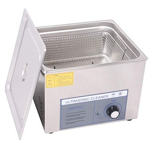 BAOSHISHAN PS-100T 30L Nettoyeur à ultrasons Nettoyeur à ultrasons industriel avec panier pour bijoux Lunettes Circuit Board Montres 40KHZ (PS-100T, 220V)