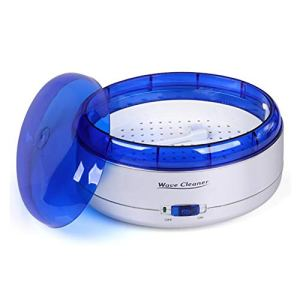 Mini nettoyeur de bijoux, nettoyeur à ultrasons Mini machine de nettoyage pour bijoux, montres, bagues, usage domestique