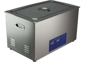 22L professionnel en acier inoxydable nettoyeur à ultrasons machine de nettoyage Chauffage Courroie réglable Qualité commerciale 110V/220V