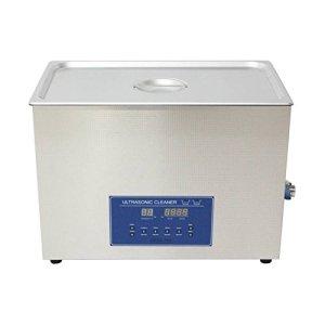 Cgoldenwall L Ps-100ad 30L nettoyeur à ultrasons Ultrasons machine de nettoyage professionnel en acier inoxydable industriel nettoyeur à ultrasons Lab Utilisation d'exploitation pièce Utilisation nettoyeur à ultrasons