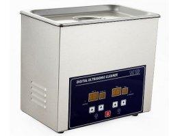 Gowe assèche modèle Nettoyeur à Ultrasons Numérique 3,2L Bécher Instrument vaisselle équipement Multi pour aspirateur