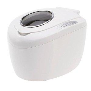 Nettoyeur à Ultrasons, 600ml 42 KHz Haute puissance 50W Ultrasonique Machine à laver Avec Minuteur Réglage Bijoux Regarder Des lunettes Nettoyeur