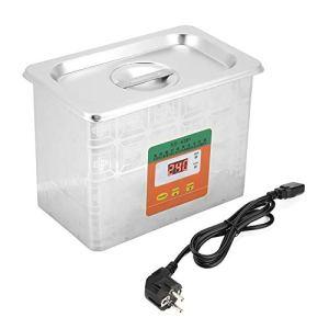 Nettoyeur à ultrasons – Nettoyeur à ultrasons commutable numérique pour nettoyeur à ultrasons NT628 + de 35W / 50W (prise UE 220V)