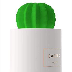 HYLL Aroma humidificateur de Bureau Mini lumière Cactus Shaped air Petite Maison diffuseur arôme nébulisateur Nettoyeur à ultrasons Haut de Gamme Humidificateur avec arrêt de câble de données