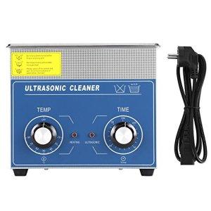 Nettoyeur à ultrasons numérique 3 L pour salle de bain, ultrasons, appareil nettoyeur à ultrasons avec cordeau, minuteur numérique