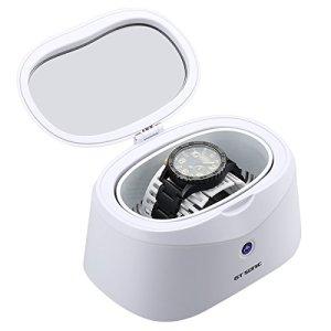 600ml affichage numérique Nettoyeur à Ultrasons avec panier pour eR nettoyer gioelli, montres, lunettes, Dentiere, disques, Bossoli eCC
