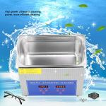 Nettoyeur à Ultrasons Numérique De Minuterie De Bain De Nettoyage De Réservoir en Acier Inoxydable 3L Ultrasonique 220V