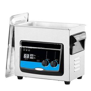 ZHLZH Nettoyeur à ultrasons, avec minuterie numérique pour Nettoyer Les Instruments de Carte de Circuit imprimé de verrerie de Verres à Bijoux, Machine de Nettoyage à ultrasons électrique Commerciale