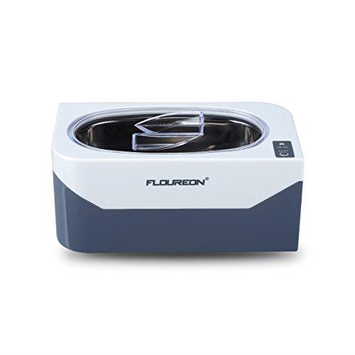 Floureon Nettoyeur à ultrasons professionnel, 400 ml., 400ml