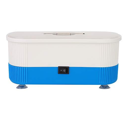 Nettoyeur à ultrasons, Machine de nettoyage portable avec ventouses puissantes et couvercle supérieur transparent, Machine de nettoyage professionnelle à haut rendement