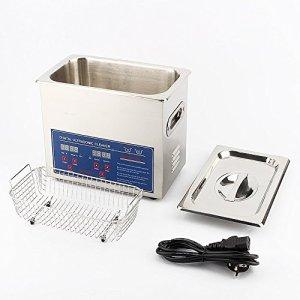 ZJchao 2L industrital professionnel nettoyeur à ultrasons numérique (1,3/3L) 3L