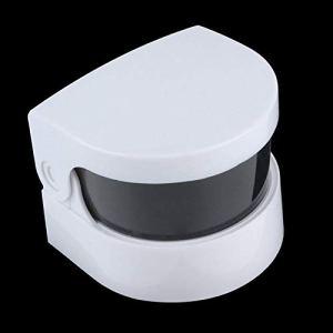 CLOVERLY Mini Nettoyeur à ultrasons Ultra sonique sans Fil pour Bijoux Anneaux de dentier Nettoyage Professionnel et Usage Personnel