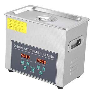 Nettoyeur à ultrasons 3L nettoyeur à ultrasons nettoyeur à ultrasons nettoyeur à ultrasons numérique professionnel pour le Nettoyage des Bijoux Pièces de Monnaie Lunettes Dentures Bracelets