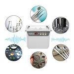 Nettoyeur à Ultrasons Haute Puissance pour la Machine à Laver les Bagues de Bijoux BK-3550 0.8L 3-5 Minutes(220V)