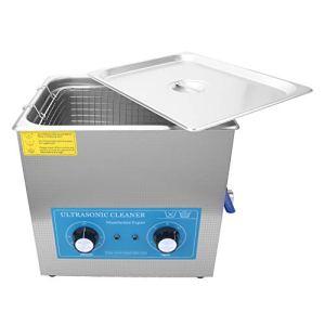 Nettoyeur à ultrasons, minuterie numérique à ultrasons 300 W en acier inoxydable 1-20-1 pour un meilleur nettoyage pendant le processus de nettoyage ?