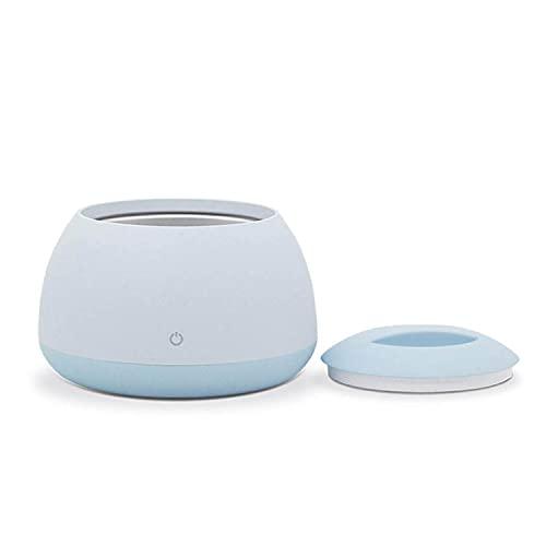 Nettoyeur de bijoux à ultrasons portable intelligent – Nettoyeur à ultrasons professionnel pour bijoux, bagues, montres, boucles d'oreilles, colliers avec 1 bouton – Efficace 42000 Hz