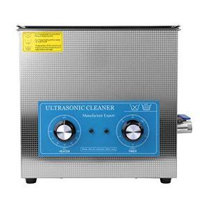 Nettoyeur ultrasonique de haute qualité, 820HT 22L 22L 1-20min Plage de temps de travail de bijouterie de bijouterie avec acier inoxydable pour un meilleur nettoyage pendant le processus de nettoyage?
