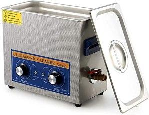 FCPLLTR 2021 Nouveau nettoyeur à ultrasons avec chauffage et minuterie 2L- 10L Machine de cavitation ultrasonique industrielle | Machine à laver à ultrasons pour bijoux professionnels, regarder, lunet