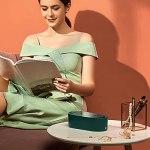 Zwbfu Mini nettoyeur de bijoux à ultrasons 400 ml hine de nettoyage à ultrasons professionnelle portable pour lunettes prothèses montres rasoirs boucles d'oreilles colliers anneaux outils petits
