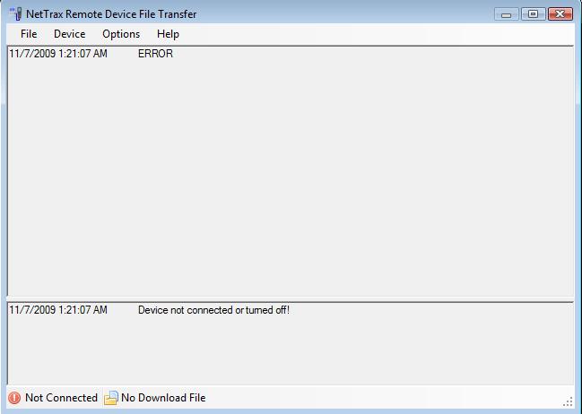 DataLogic Transfer Program