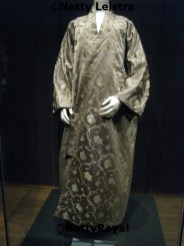 Housecoat of Stadtholder-King William III, late 17th century.