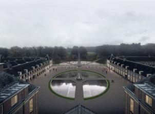 Copyright: Kaan Architects / Museum Palace Het Loo