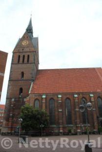 The Marktkirche