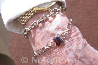 Bridesmaid bracelet 1937 - Princess Woizlawa Feodora Reuss
