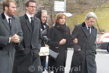 Prince Konstantin, Prince Manuel, Princess Anna, Princess Ursula and Prince Leopold of Bavaria.