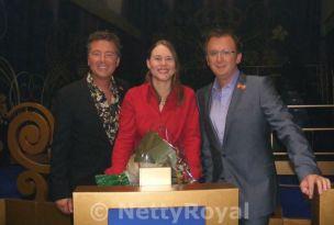With Bert van Leeuwen and Jeroen Snel