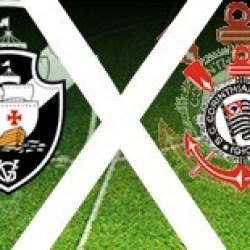 Assistir Vasco x Corinthians ao vivo 16h00 Brasileirão Série A