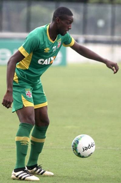 William foi titular nos últimos três jogos do Vasco