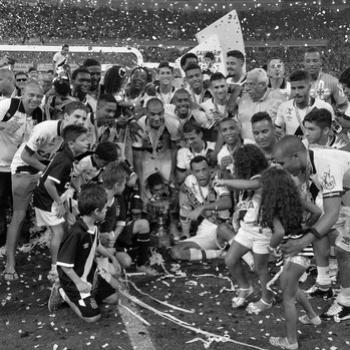 O último jogo que o Vasco disputou no Maracanã foi a final contra o Botafogo, dia 8 de maio de 2016