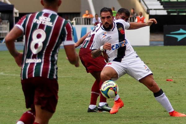 Derrota para o Fluminense encerrou séries invictas do Vasco