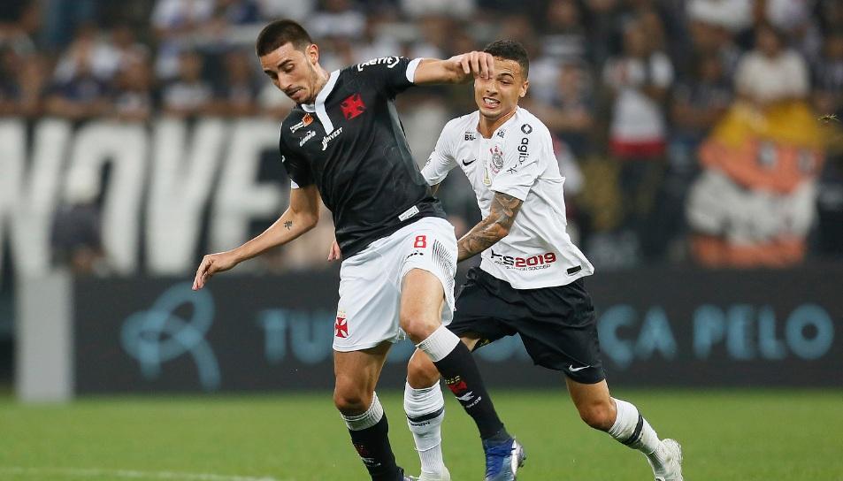 Jogo entre Vasco e Corinthians será realizado, neste sábado (4), em Manaus