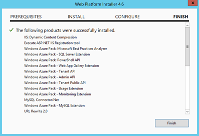 WindowsAzur4 Windows Azure Pack