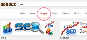 Google's powerful Image Search