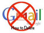 How to Delete Gmail address
