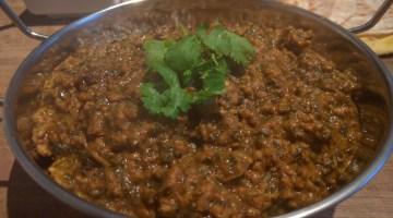Homemade Keema Madras 'or' Use The Sauce