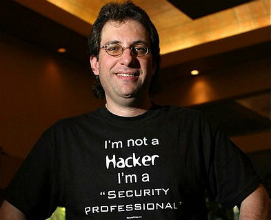 Kevin Mitnick top 10 hacker