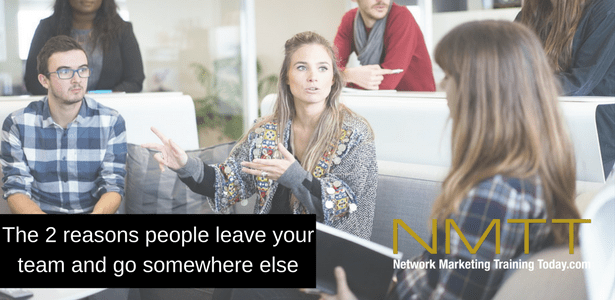How To Stop Your Team From Joining Other Network Marketing Companies