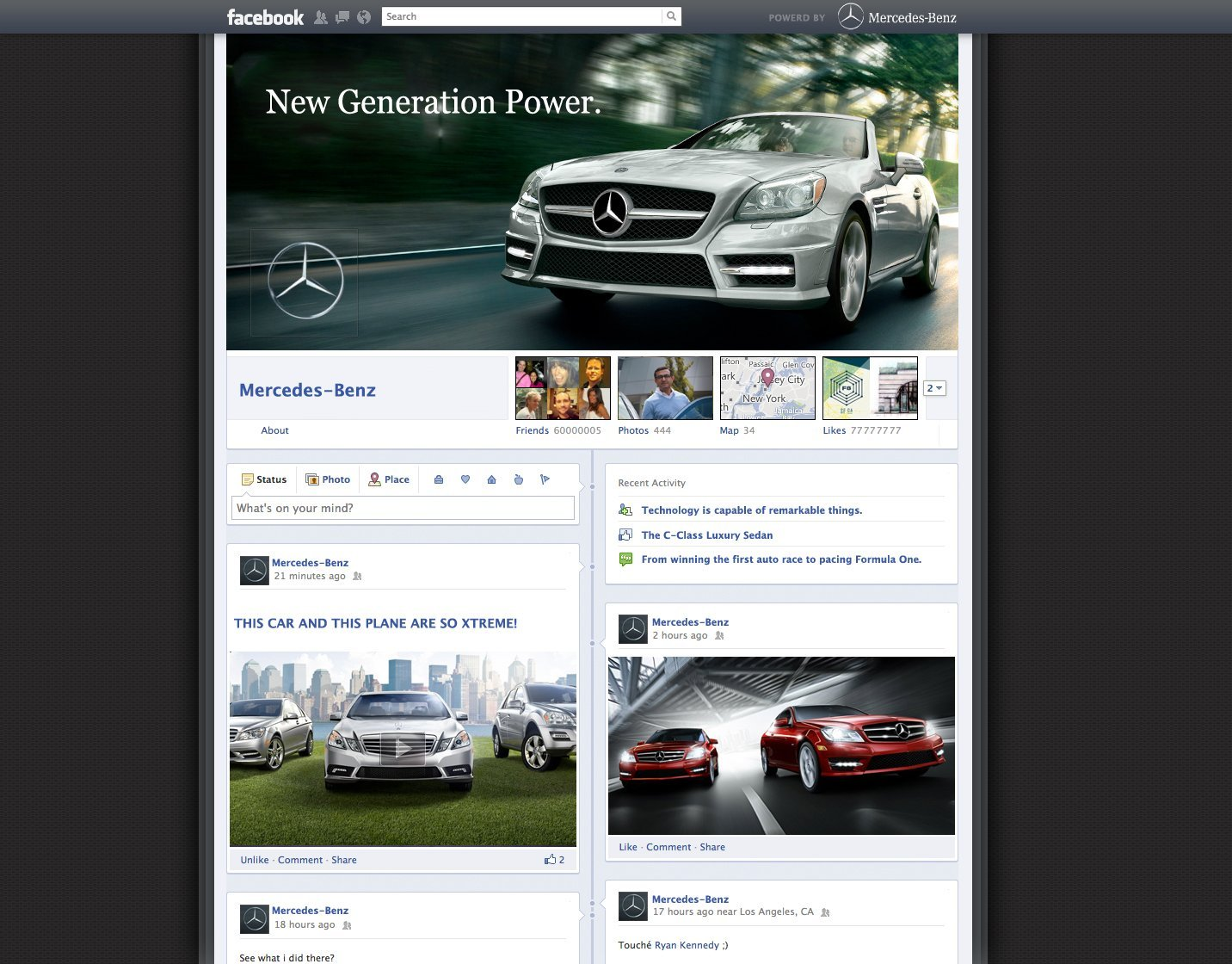 The New Facebook Timeline For Fan Pages