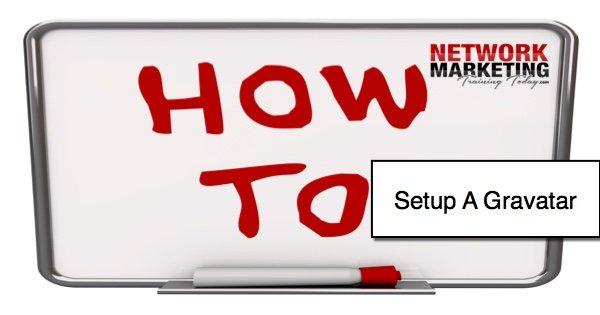How to setup a Gravatar