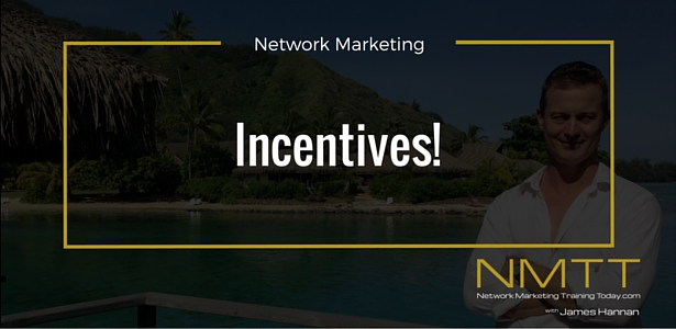 Network Marketing Incentives