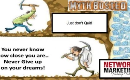 Network Marketing Myth