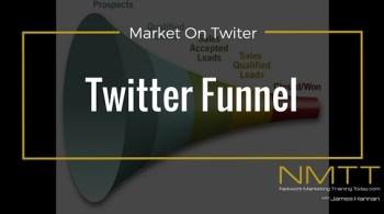 twitter funnel